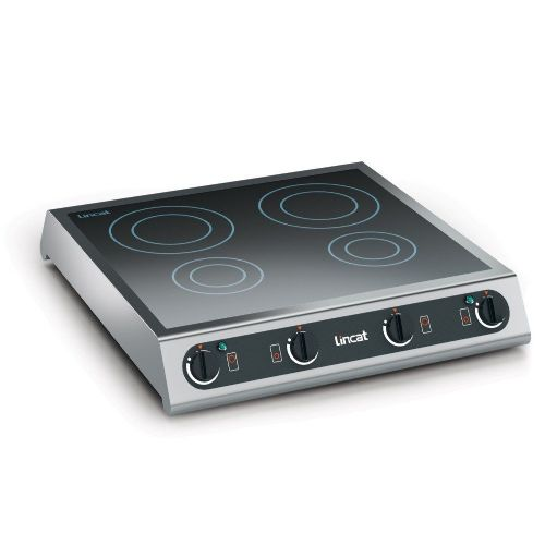 Lincat IH42 four zone Induction Hob